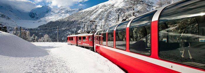 St Moritz Glacier Express(2)