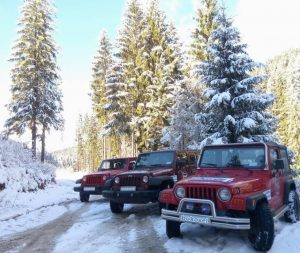 Image Events - Embrace the Cold with a Jeep Safari in the Troodos Mountains